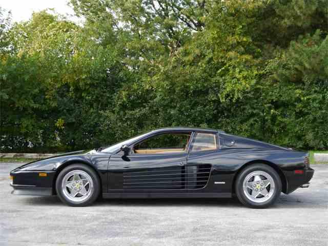 1989 Ferrari Testarossa | 918941