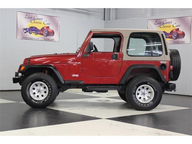 1999 Jeep Wrangler | 918943
