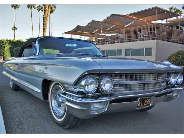 1962 Cadillac Eldorado   918954