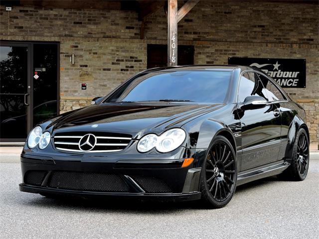 2008 Mercedes-Benz CLK63 | 918967