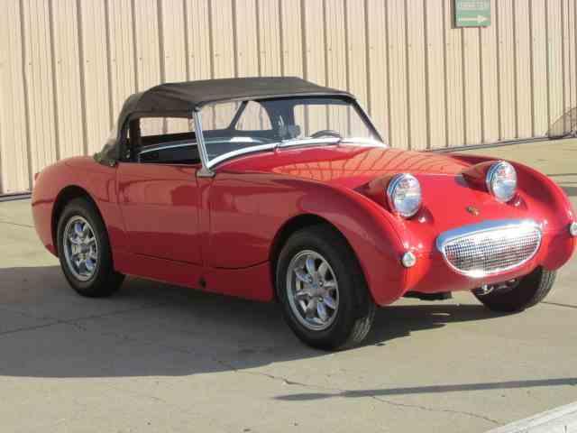 1960 Austin-Healey Sprite   918968