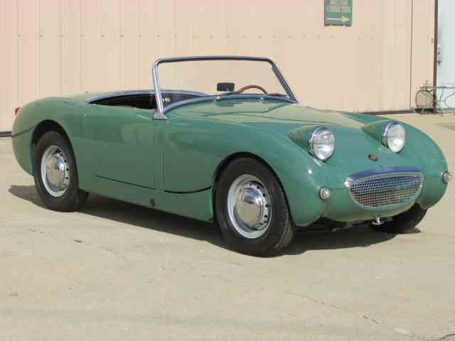 1960 Austin-Healey Sprite | 918971