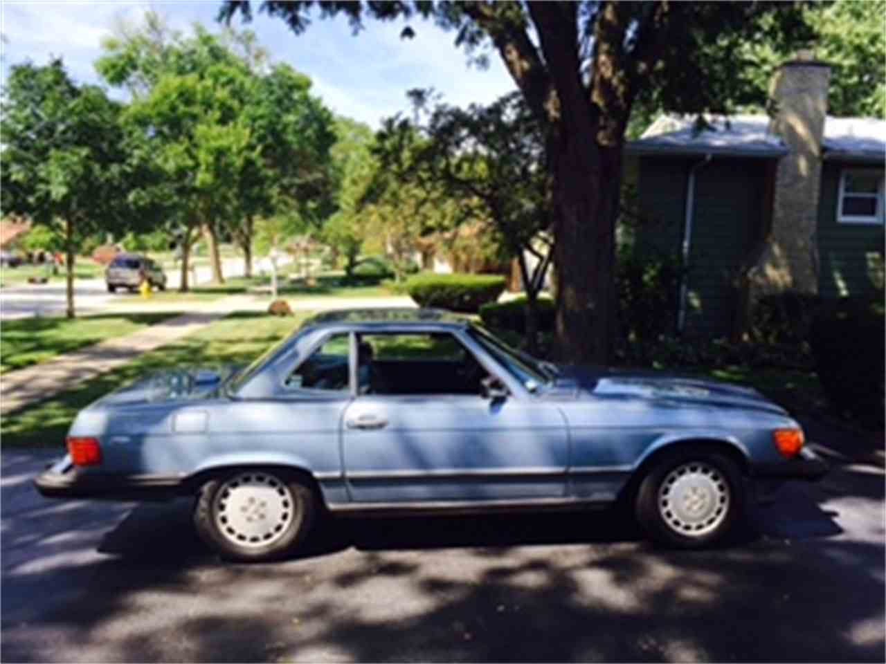 Large Picture of '86 560SL - JP35