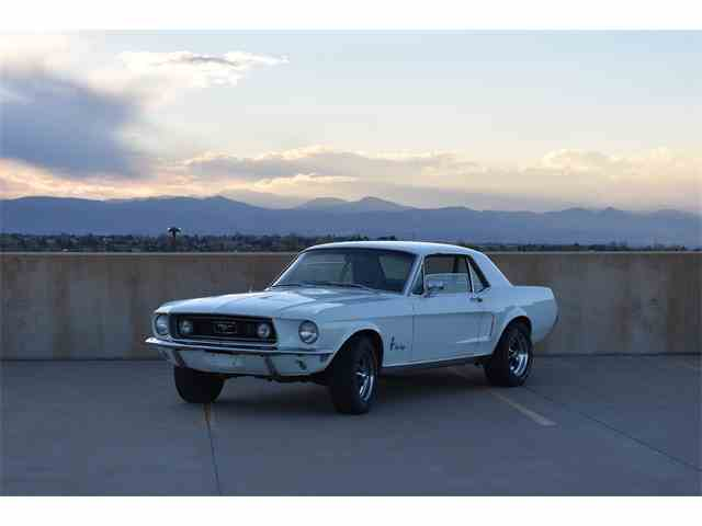1968 Ford Mustang | 918985