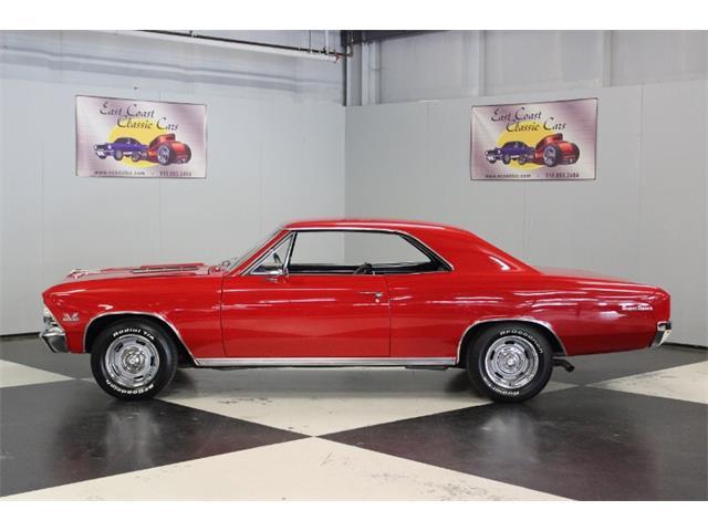 1966 Chevrolet Chevelle SS | 918989