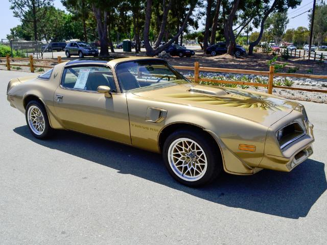 1978 Pontiac Firebird Trans Am | 910900