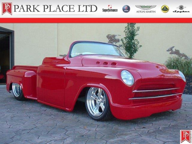 1956 Chevrolet Pickup Hot-Rod | 919034