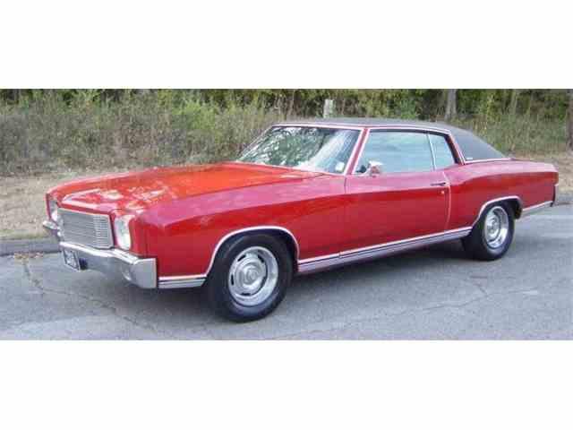 1970 Chevrolet Monte Carlo | 919046