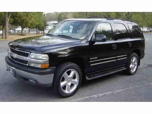 2000 Chevrolet Tahoe | 919051