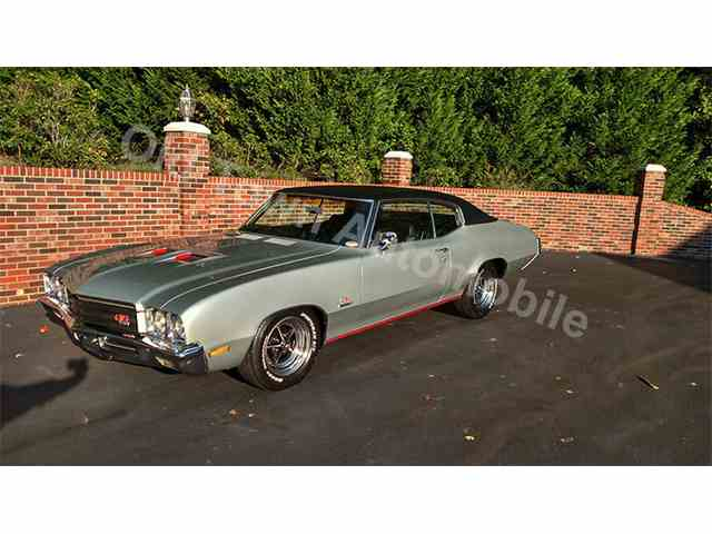 1971 Buick Gran Sport | 919057