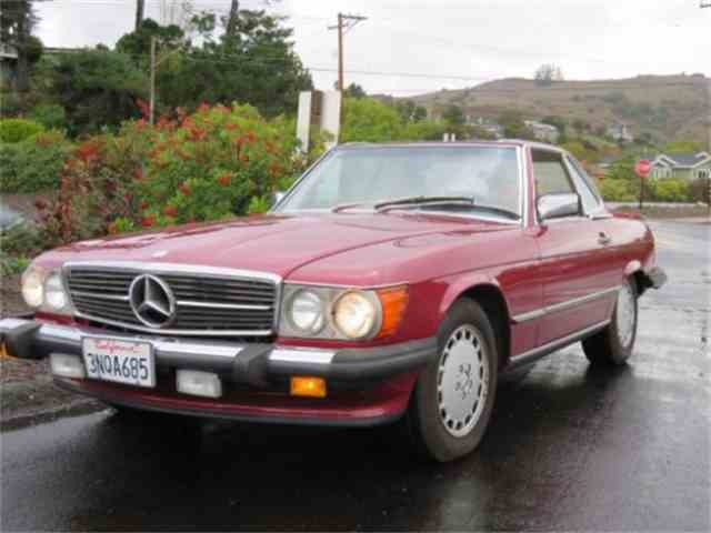 1989 Mercedes-Benz 560SL | 919058