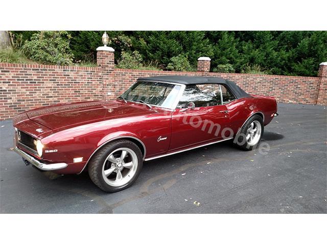 1968 Chevrolet Camaro | 919059