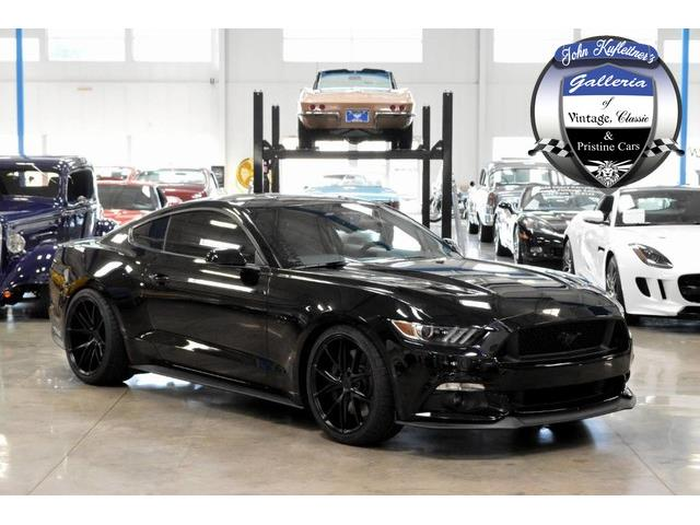 2016 Ford Mustang   910906