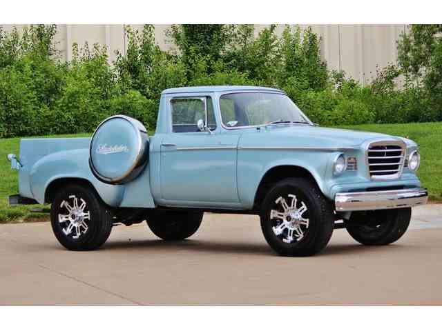 1962 Studebaker Champ 3/4 Ton 2 Wheel Drive | 919061