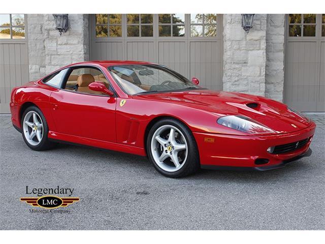 2000 Ferrari 550 Marenello | 919065