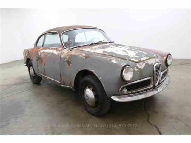 1958 Alfa Romeo Sprint Veloce | 919068