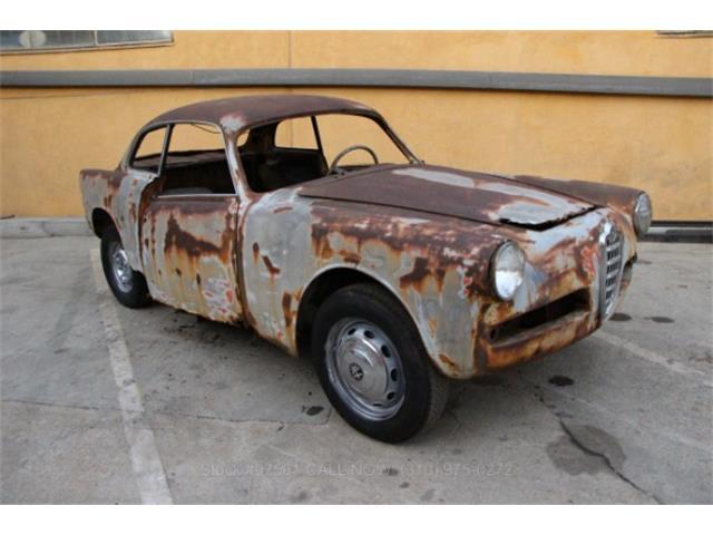 1958 Alfa Romeo Sprint Veloce | 919069