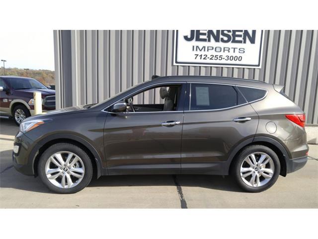2014 Hyundai Santa Fe Sport 2.0L | 919079