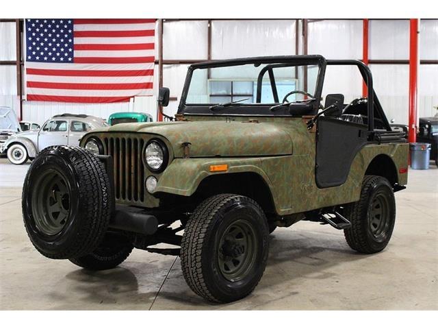 1974 Jeep CJ5 | 919082
