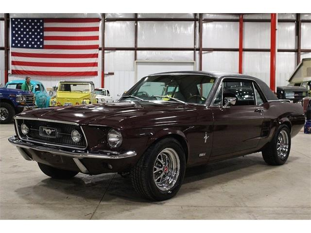 1967 Ford Mustang | 919088