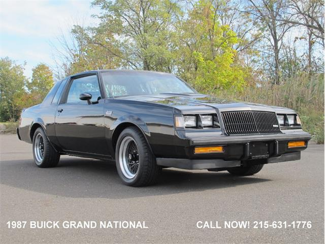 1987 Buick Grand National | 919094
