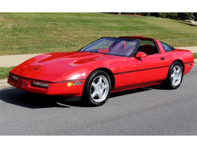 1990 Chevrolet Corvette | 910911