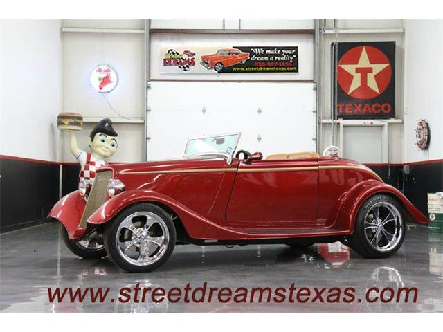 1934 Ford Street Rod | 919121