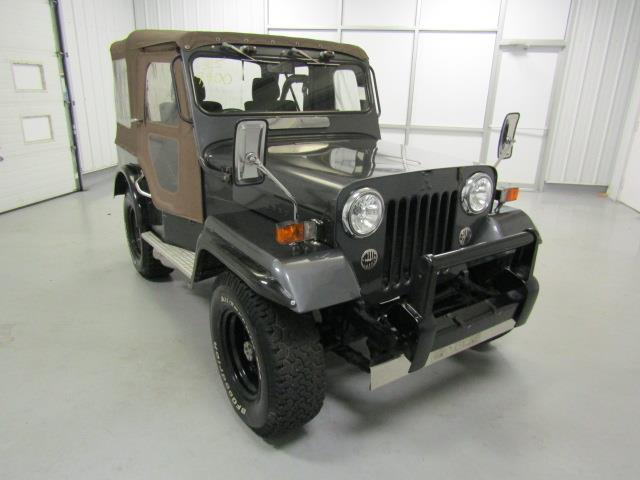 1991 Mitsubishi Jeep | 919129