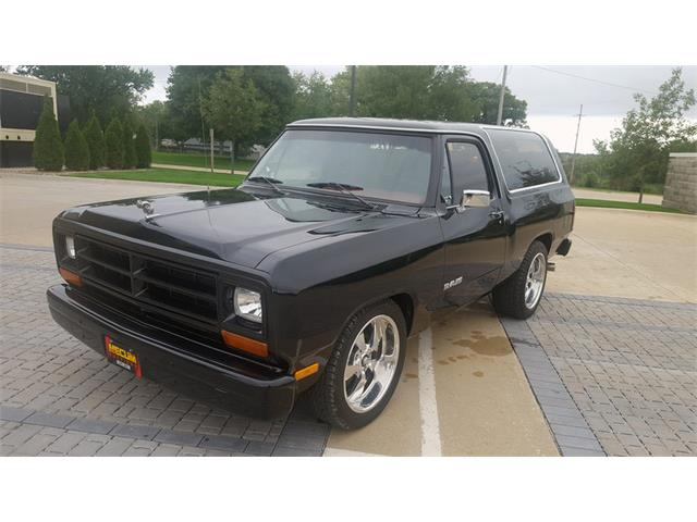 1987 Dodge Ramcharger | 919136
