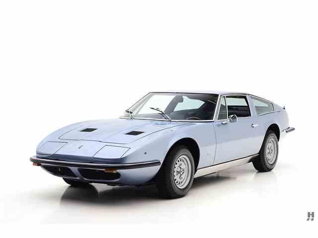 1970 Maserati Indy   919143