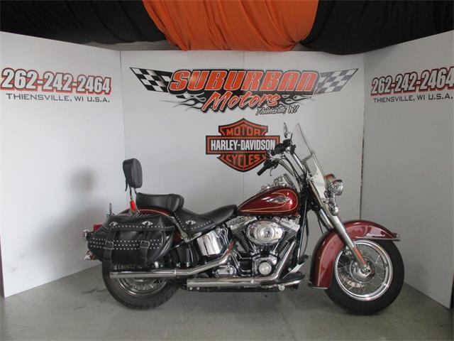 2009 Harley-Davidson® FLSTC - Heritage Softail® | 919151