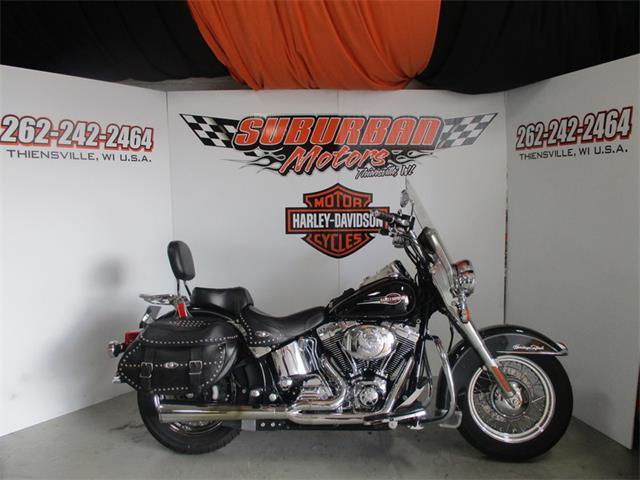 2005 Harley-Davidson® FLSTC - Heritage Softail® Classic | 919152