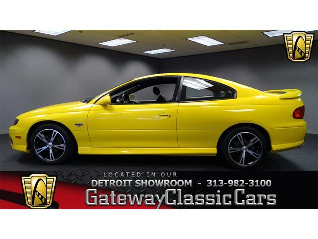 2004 Pontiac GTO | 910916