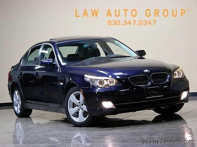 2008 BMW 5 Series | 919160