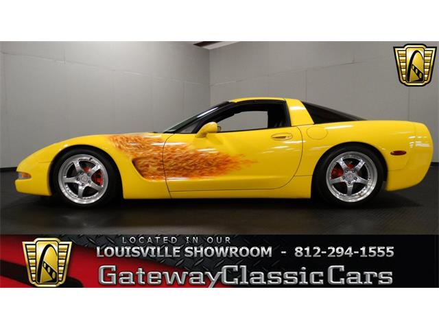 2001 Chevrolet Corvette | 919161