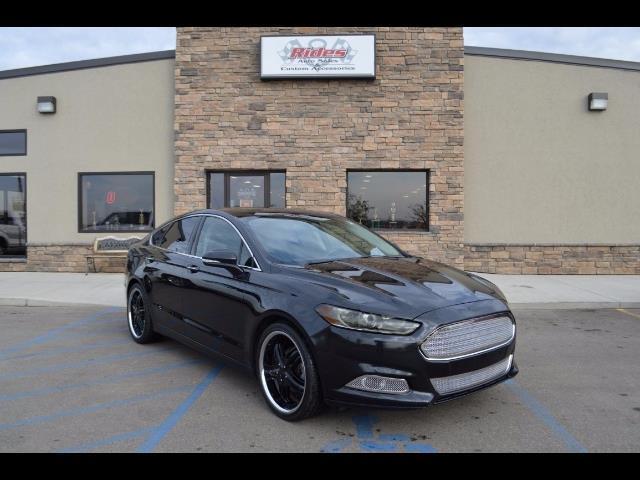 2013 Ford FusionTitanium   919175