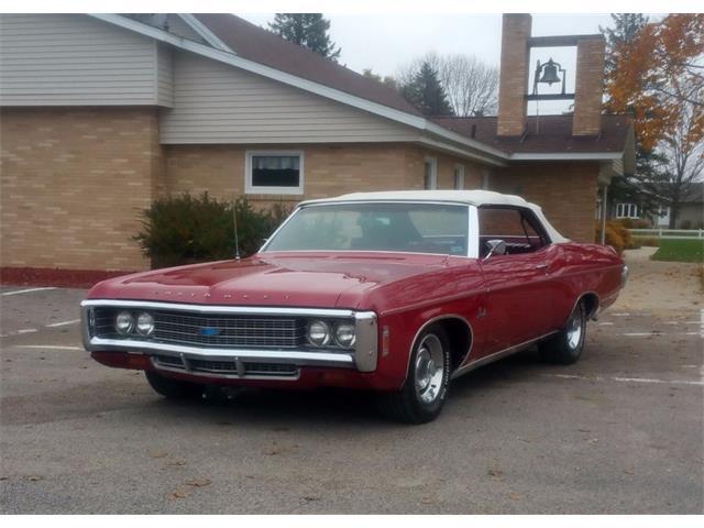1969 Chevrolet Impala | 919182