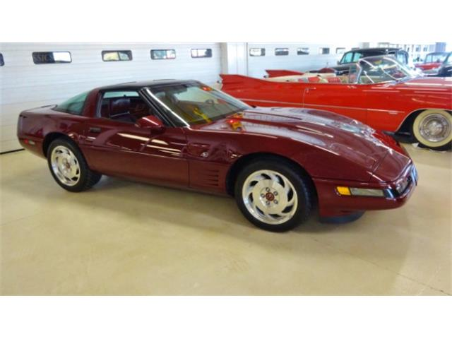 1993 Chevrolet Corvette 40th Anniversary | 919189