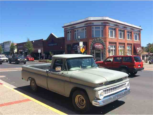 1963 Chevrolet Fleetside | 919202