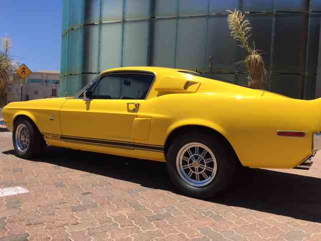 1968 Ford Mustang | 919206
