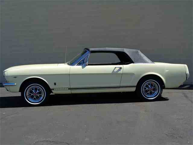 CC-919208 1965 Ford Mustang