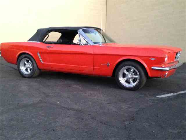 1965 Ford Mustang | 919209