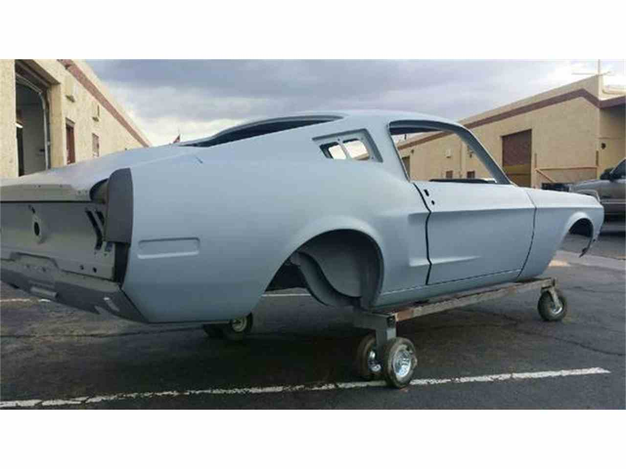 1968 Ford Mustang Restored Body Shells for Sale - CC-919214