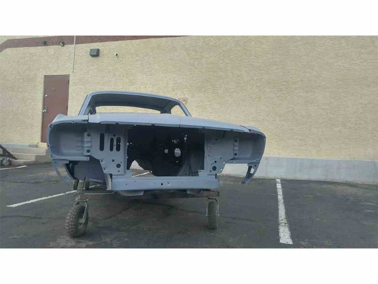 Large Picture of '68 Mustang Restored Body Shells - JP9Q