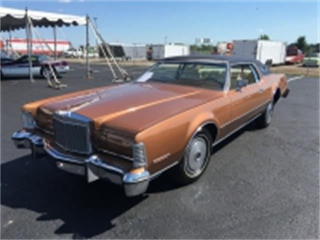 1974 Lincoln Continental Mark IV | 919215
