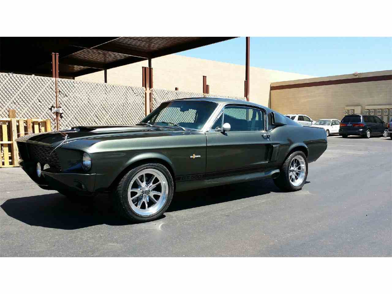 Large Picture of '67 Mustang Eleanort - JP9S