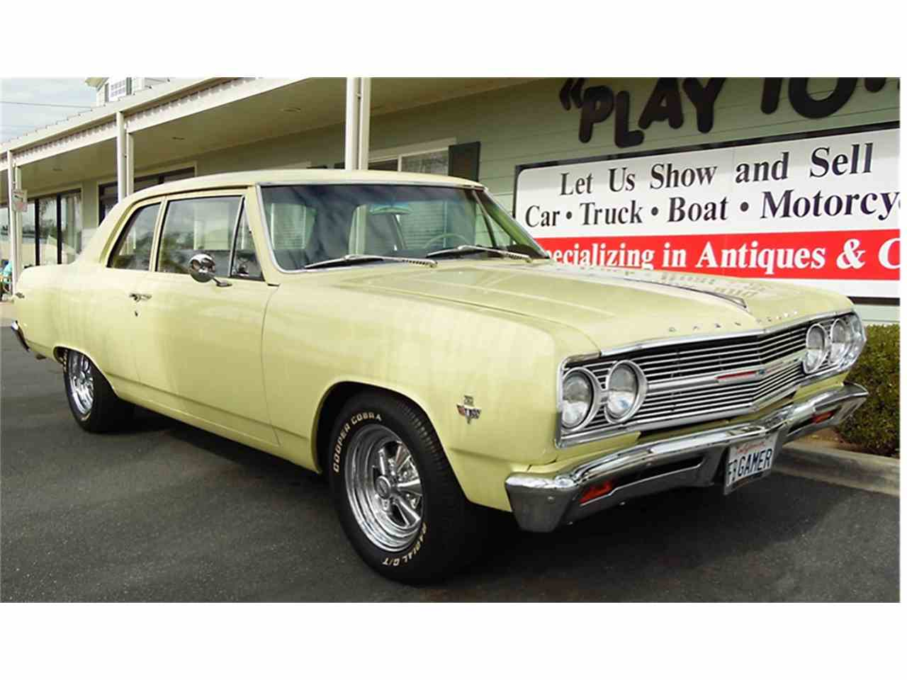 Large Picture of '65 Chevelle - JP9V