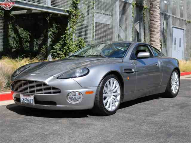 2003 Aston Martin V12 | 910923