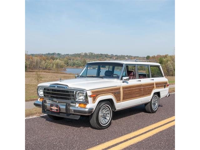 1989 Jeep Wagoneer | 919232