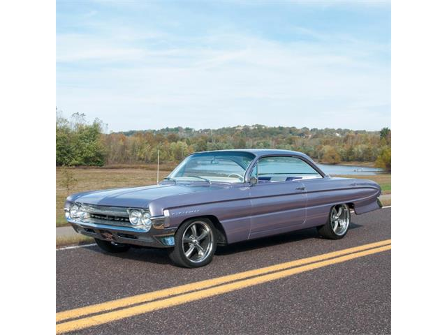 1961 Oldsmobile Dynamic 88 Custom Coupe